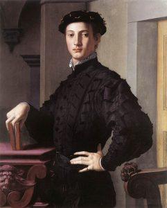 若い男の肖像