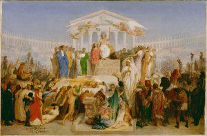 アウグストゥスの時代、キリストの生誕