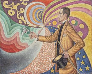 opus-217-against-the-enamel-of-a-background-rhythmic-with-beats-and-angles-tones-and-tints-portrait-of-m-felix-feneon-in-1890-signac