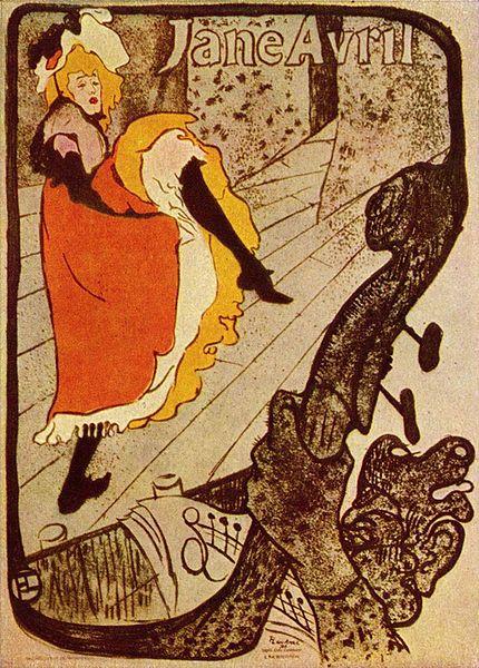 ジャンヌ・アヴリル(1893年)