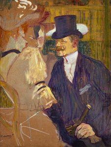 ムーラン・ルージュの英国紳士