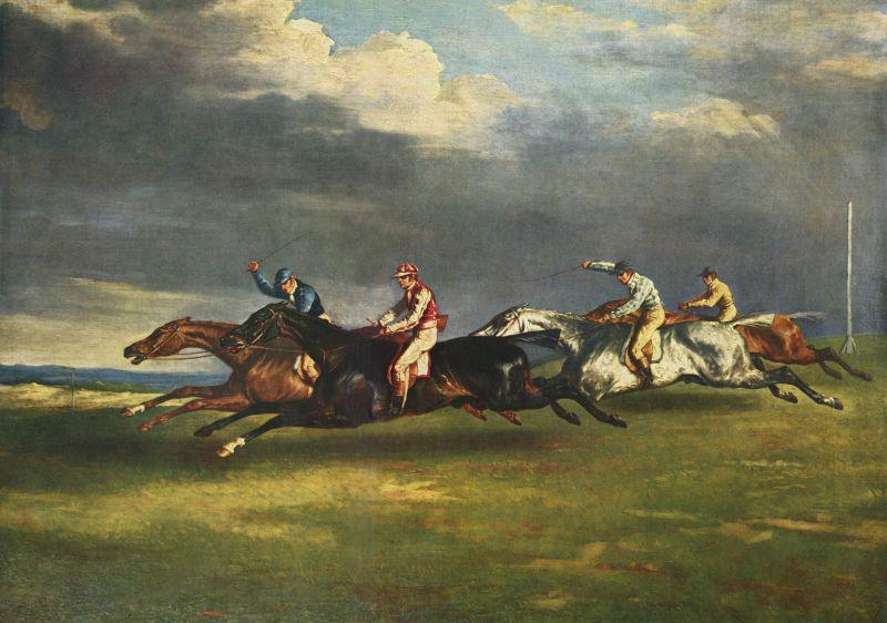 エプソムの競馬