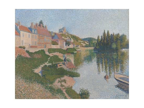 レ・ザントリー、河堤