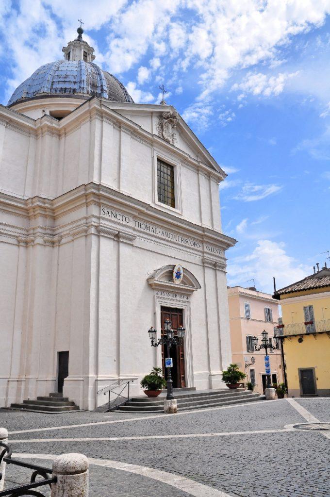 サン・トンマーゾ・ヴィッラノーヴァ聖堂