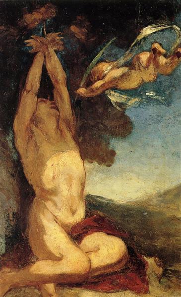 聖セバスチャンの殉教図》オノレ・ドーミエ|MUSEY[ミュージー]
