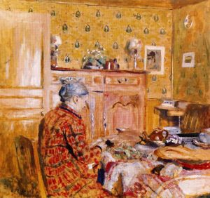 the-artists-mother-taking-breakfast