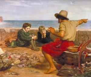 The Boyhood of Raleigh 1870 Sir John Everett Millais, Bt 1829-1896 Presented by Amy, Lady Tate in memory of Sir Henry Tate 1900 http://www.tate.org.uk/art/work/N01691