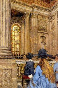 ヴェルサイユ宮殿の礼拝堂