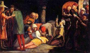 ロミオとジュリエットの死