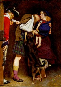 The Order of Release 1746 1852-3 Sir John Everett Millais, Bt 1829-1896 Presented by Sir Henry Tate 1898 http://www.tate.org.uk/art/work/N01657