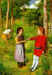 the_woodmans_daughter_-_john_everett_millais