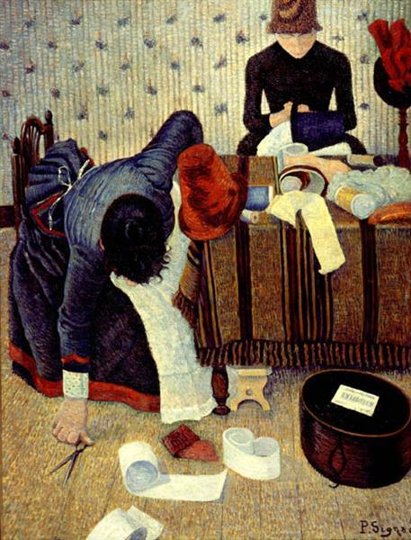 婦人帽子店