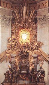 聖ペテロの司教座