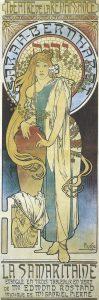 『サマリアの女』のためのポスター