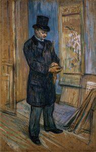 医師アンリ・ブールジュの肖像