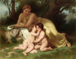 47-yound_woman_contemplating_two_embracing_children