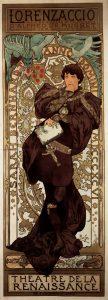 『ロレンザッチオ』のためのポスター