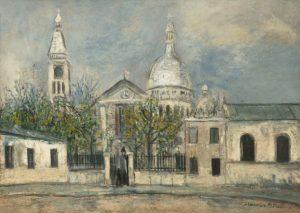 モンマルトルのサン・ピエール教会