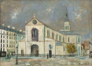 クリニャンクールの教会