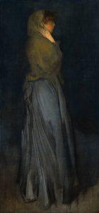 黄色と灰色のアレンジメント:エフィー・ディーンズ