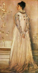 肌色とピンクのシンフォニー:フランシス・レイランドの肖像