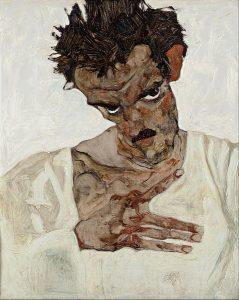 477px-egon_schiele_-_self-portrait_with_lowered_head