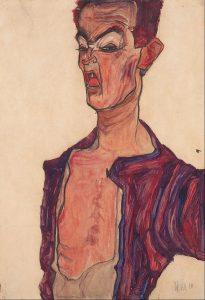 524px-egon_schiele_-_self-portrait_grimacing