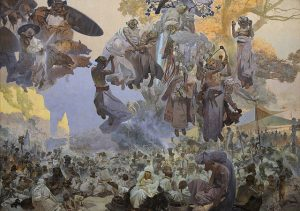 ルヤナ島のスヴァントヴィト祭:連作スラヴ叙事詩より