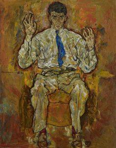 パリス・フォン・ギュータースローの肖像