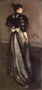 真珠色と銀色:アンダルシアの女