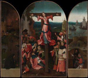 聖女の殉教