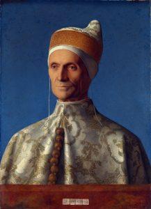 総督レオナルド・ロレダンの肖像