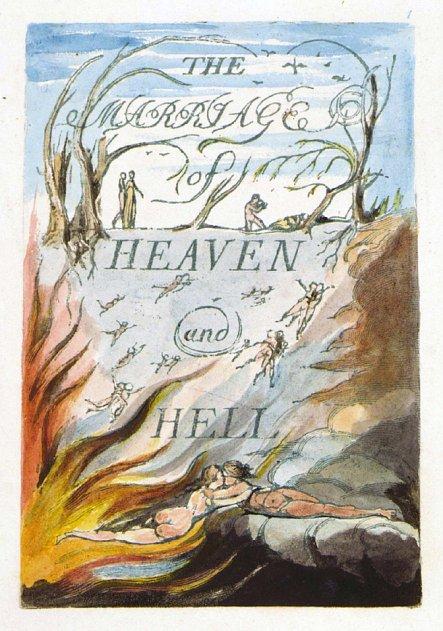 天国と地獄の結婚