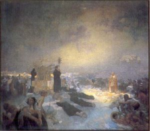 ヴィトーコフの戦闘の後:連作スラヴ叙事詩より