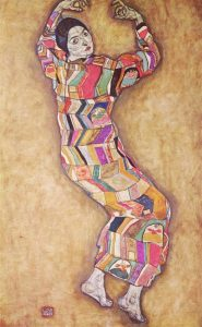 フレデリカ・マリア・ベーアの肖像