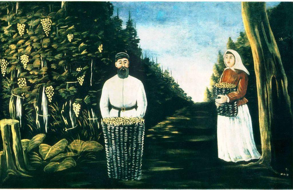 ルトヴェリ(ブドウ収穫祭)