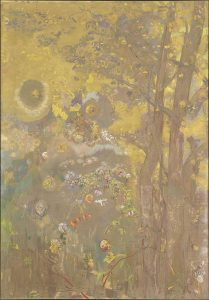 534px-odilon_redon_-_trees_on_a_yellow_background_-_google_art_project