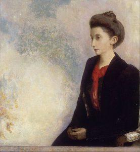 ドムシー男爵夫人(1900年)