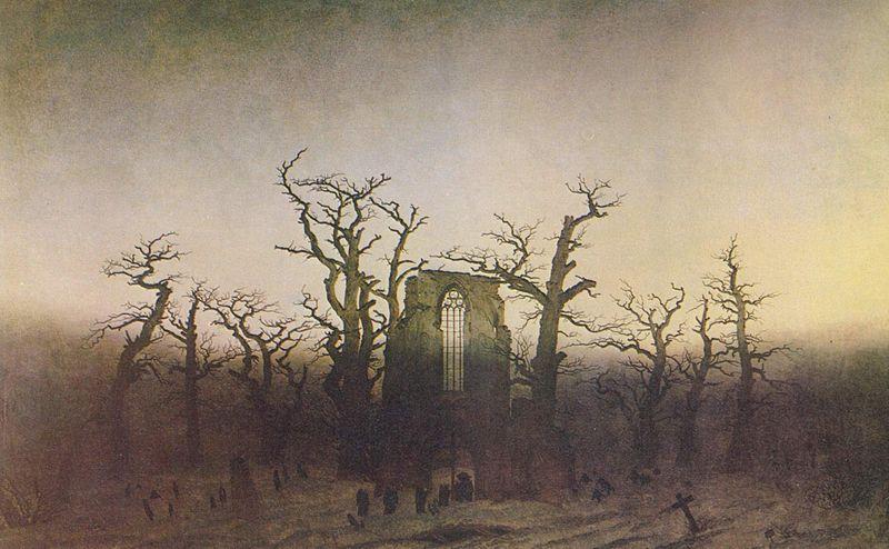 樫の森の修道院