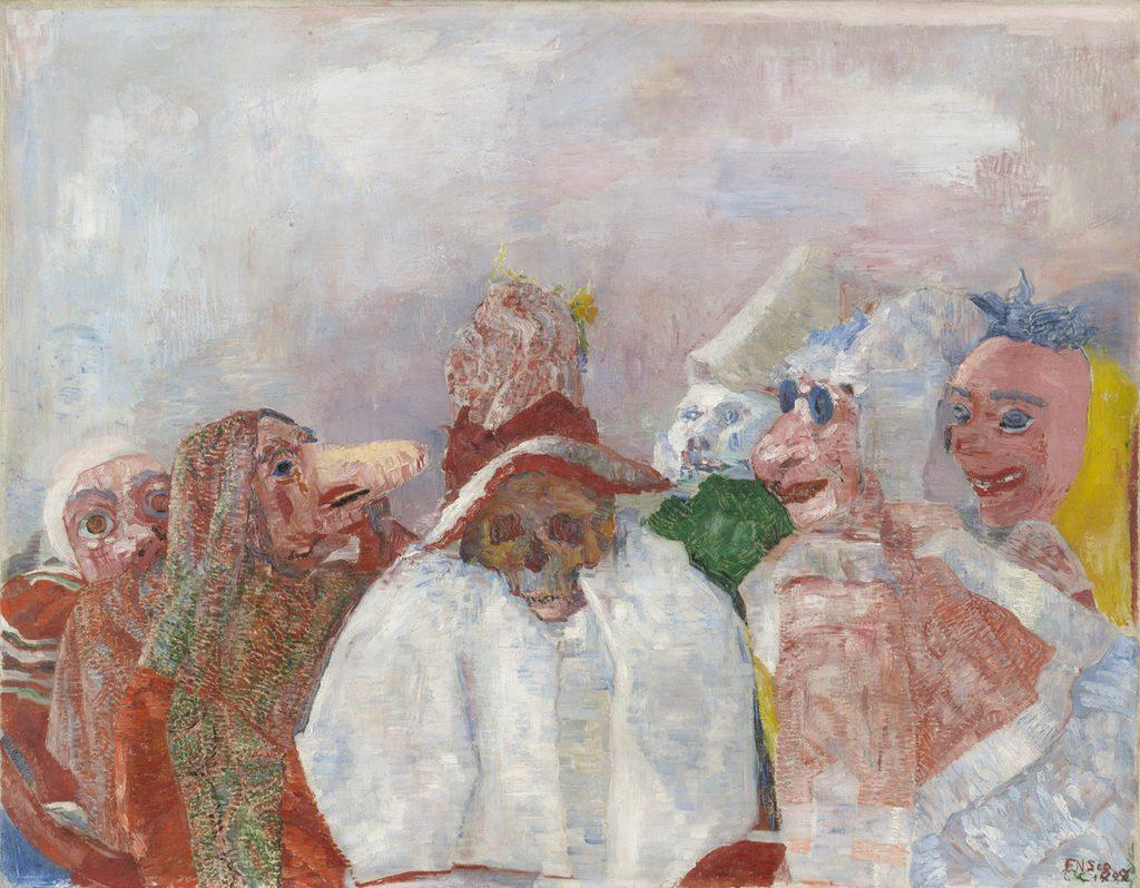 死神と直面した仮面たち