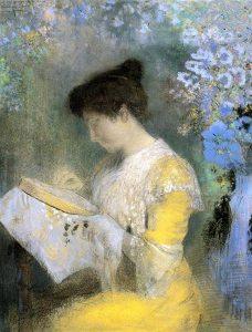 アルチュール・フォンテーヌ夫人