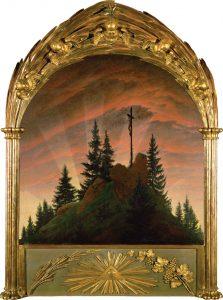 山上の十字架(テッチェン祭壇画)
