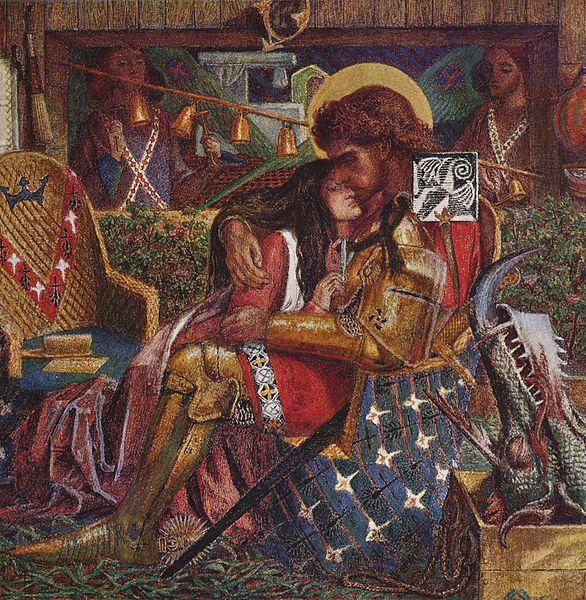 聖ゲオルギウスとサブラ姫の結婚