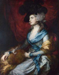 女優サラ・シドンズの肖像