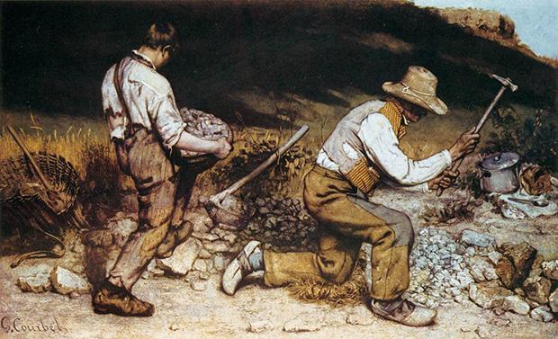 石割り人夫