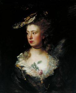 画家の娘メアリー