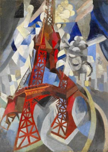 red-eiffel-tower