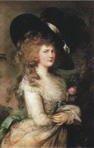 デヴォンシャー公爵夫人ジョージアナ