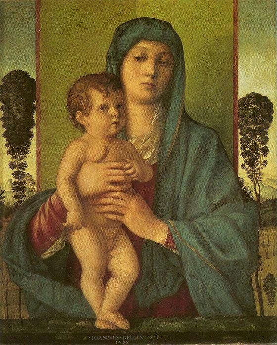 双樹の聖母