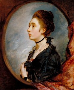 画家の娘マーガレット